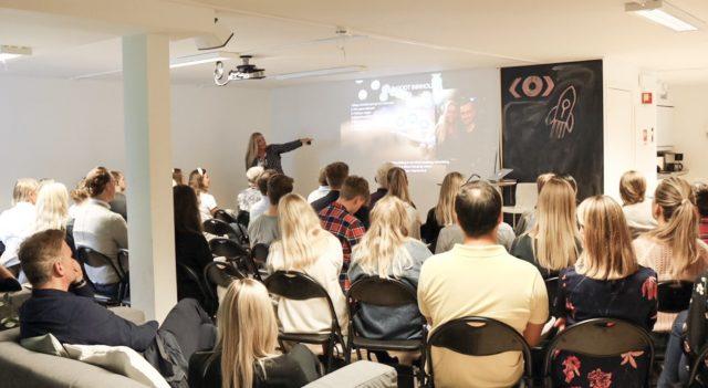 Velkommen til kurs: Annonsering i sosiale medier